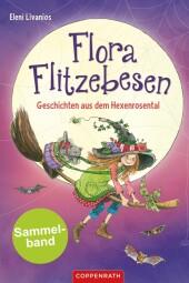 Flora Flitzebesen - Sammelband 2 in 1