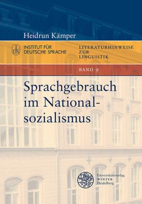 Sprachgebrauch im Nationalsozialismus
