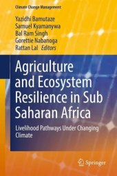 Agriculture and Ecosystem Resilience in Sub Saharan Africa