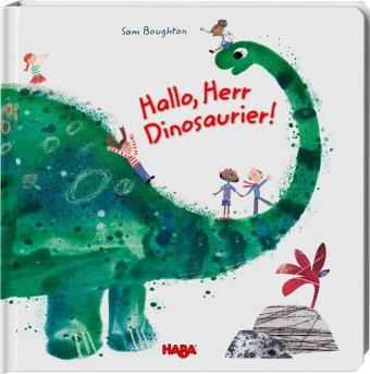 Hallo, Herr Dinosaurier!