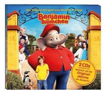 Benjamin Blümchen - Das Original-Hörspiel zum Kinofilm & Songs, 2 Audio-CD