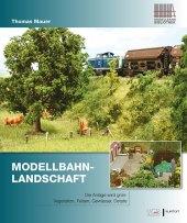 Modellbahn-Landschaft