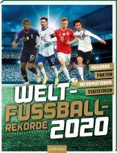 Welt-Fußball-Rekorde 2020 Cover