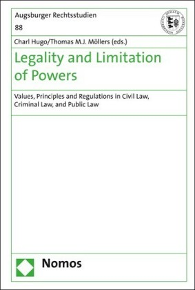 Legality and Limitation of Powers