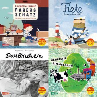 Bilderbuch-Schätze, 4 Hefte