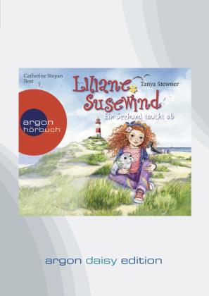Liliane Susewind - Ein Seehund taucht ab, 1 MP3-CD