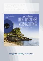 Bretonisches Vermächtnis (DAISY Edition), DAISY-Format, 1 Audio-CD