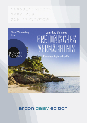 Bretonisches Vermächtnis, 1 MP3-CD (DAISY Edition)