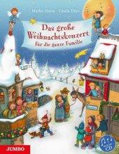Das große Weihnachtskonzert für die ganze Familie, m. 1 Audio-CD Cover