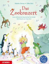 Das Zookonzert, m. 1 Audio-CD Cover