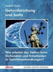 Gehirnforschung und Justiz