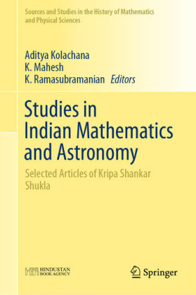 Studies in Indian Mathematics and Astronomy