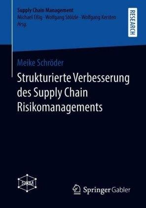 Strukturierte Verbesserung des Supply Chain Risikomanagements