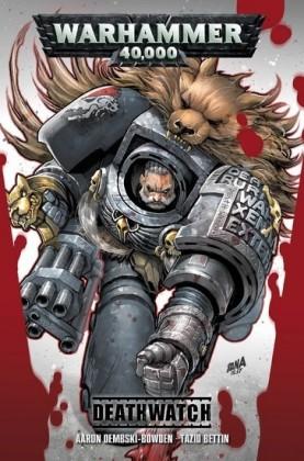 Warhammer 40,000,Band 4 - Deathwatch