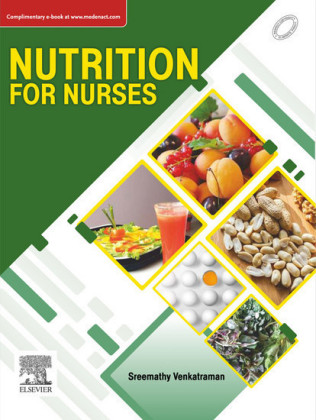 NUTRITION FOR NURSES, E-book- FIRST EDITION