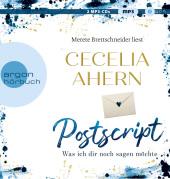 Postscript - Was ich dir noch sagen möchte, 6 Audio-CDs Cover