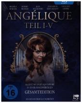 Angélique I-V - Gesamtedition, 2 Blu-ray (HD Remastered)