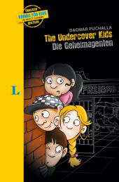 The Undercover Kids - Die Geheimagenten Cover