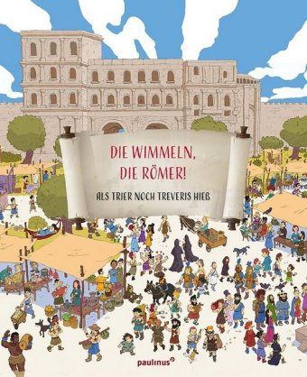 Die wimmeln, die Römer!