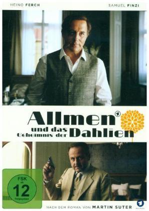 Allmen und das Geheimnis der Dahlien, 1 DVD