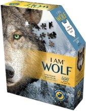 Shape Puzzle Wolf (Puzzle)