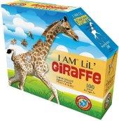 Shape Puzzle Junior Giraffe (Kinderpuzzle)