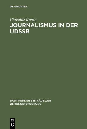 Journalismus in der UdSSR