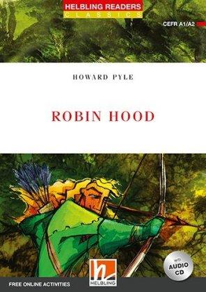 Robin Hood, m. Audio-CD