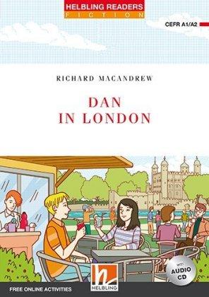 Dan in London, m. Audio-CD