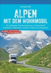 Alpen mit dem Wohnmobil