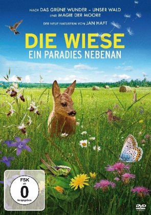 Die Wiese - Ein Paradies nebenan, 1 DVD