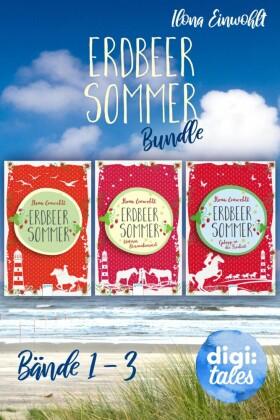 Erdbeersommer Bundle. Bände 1-3