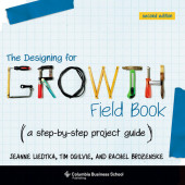 The Designing for Growth Field Book