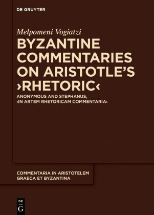 Byzantine Commentaries on Aristotle's Rhetoric