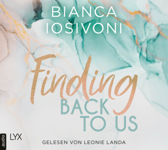 Finding Back to Us, 2 MP3-CDs