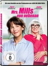 Mrs. Mills von nebenan, 1 DVD Cover