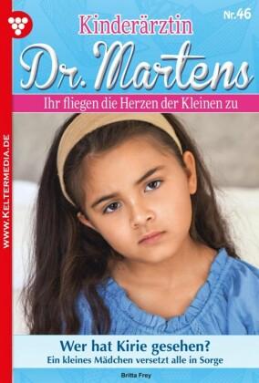 Kinderärztin Dr. Martens 46 - Arztroman