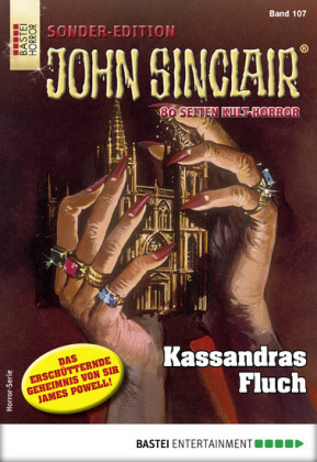 John Sinclair Sonder-Edition 107 - Horror-Serie