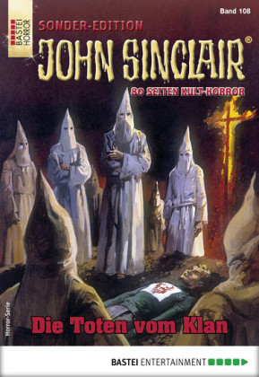 John Sinclair Sonder-Edition 108 - Horror-Serie
