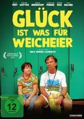 Glück ist was für Weicheier, 1 DVD Cover