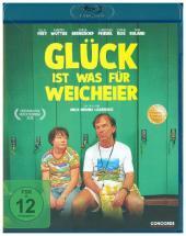 Glück ist was für Weicheier, 1 Blu-ray