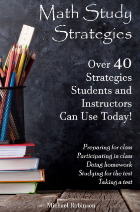Math Study Strategies
