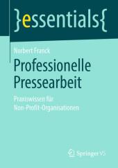 Professionelle Pressearbeit