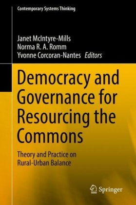 Democracy and Governance for Resourcing the Commons