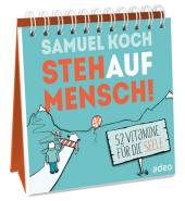 StehaufMensch! - Aufstellbuch Cover