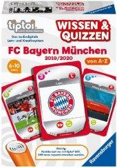 tiptoi® Wissen & Quizzen, FC Bayern München 2019/ 2020 (Spiel-Zubehör)