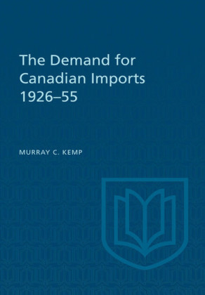 The Demand for Canadian Imports 1926-55