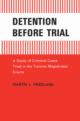 Detention Before Trial
