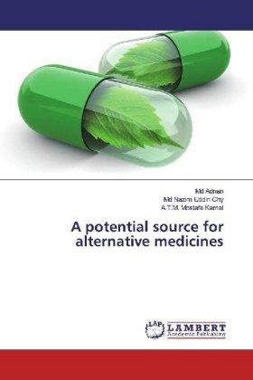 A potential source for alternative medicines