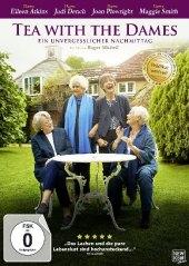 Tea with the Dames - Ein unvergesslicher Nachmittag, 1 DVD Cover